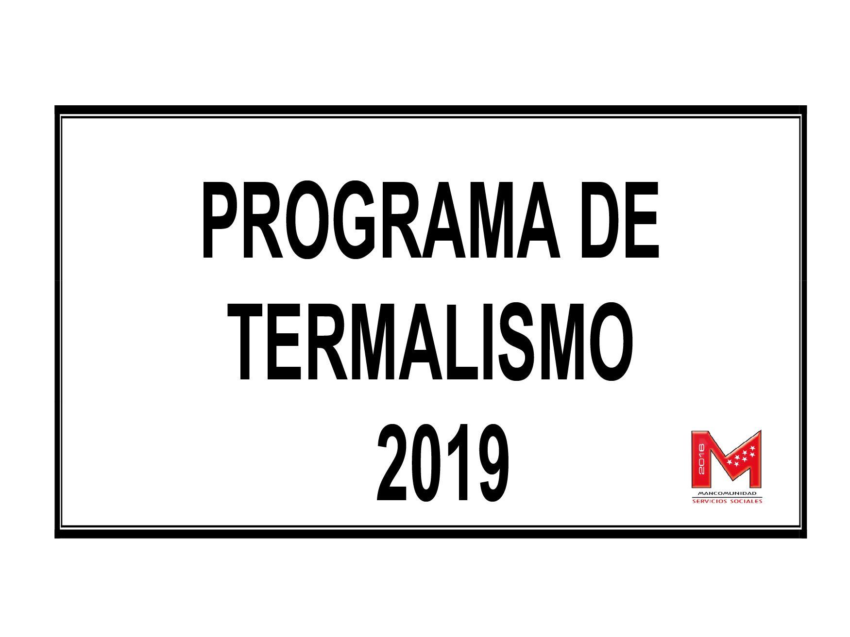 Termalismo 2019