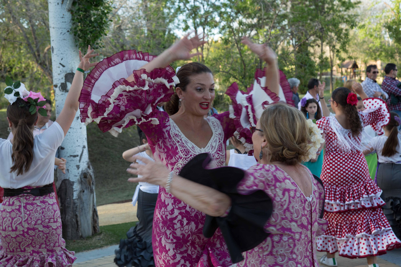 flashmob Feria de Abril Alalpardo 2019